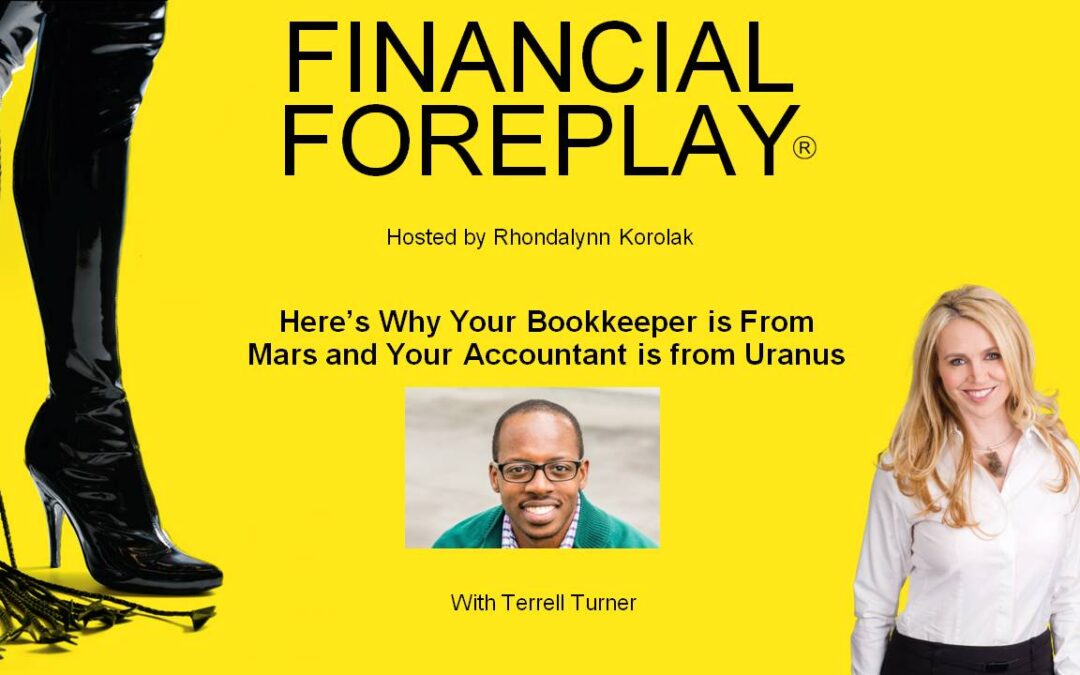 Here's Why Your Bookkeeper is From Mars and Your Accountant is From Uranus